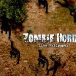 Zombie Horde Live Wallpaper 1.0