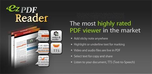ezPDF Reader Multimedia PDF 2.5.3.1