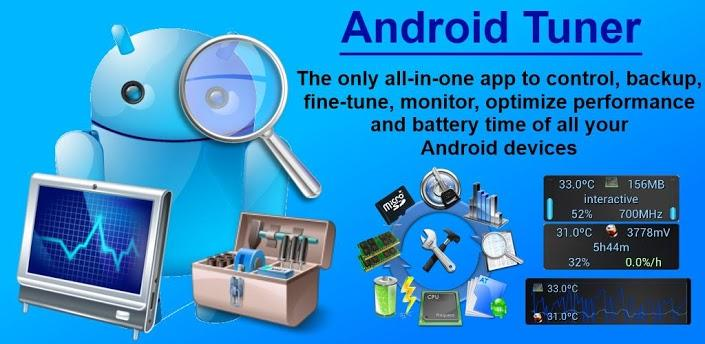 Android Tuner v1.0.0.1