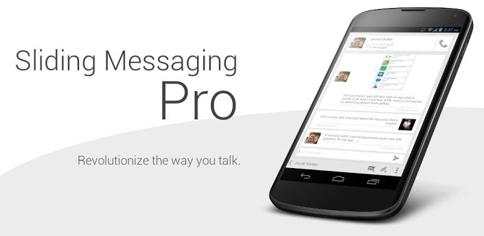 Sliding Messaging Pro v8.35