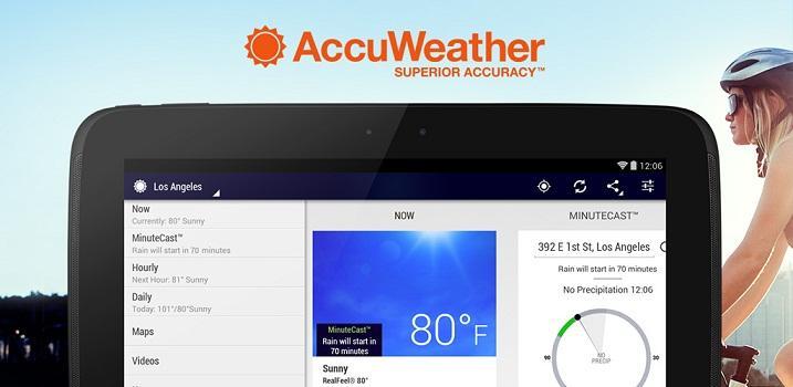 AccuWeather Platinum v3.3.0.12