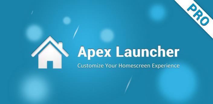 Apex Launcher Pro v2.4.0