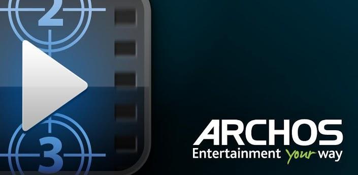 دانلود ویدئو پلیر اندورید - Archos Video Player v7.6.6