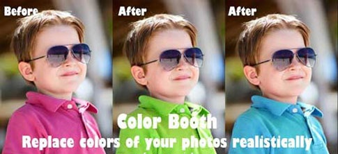 Color Effect Booth Pro 1.4.1