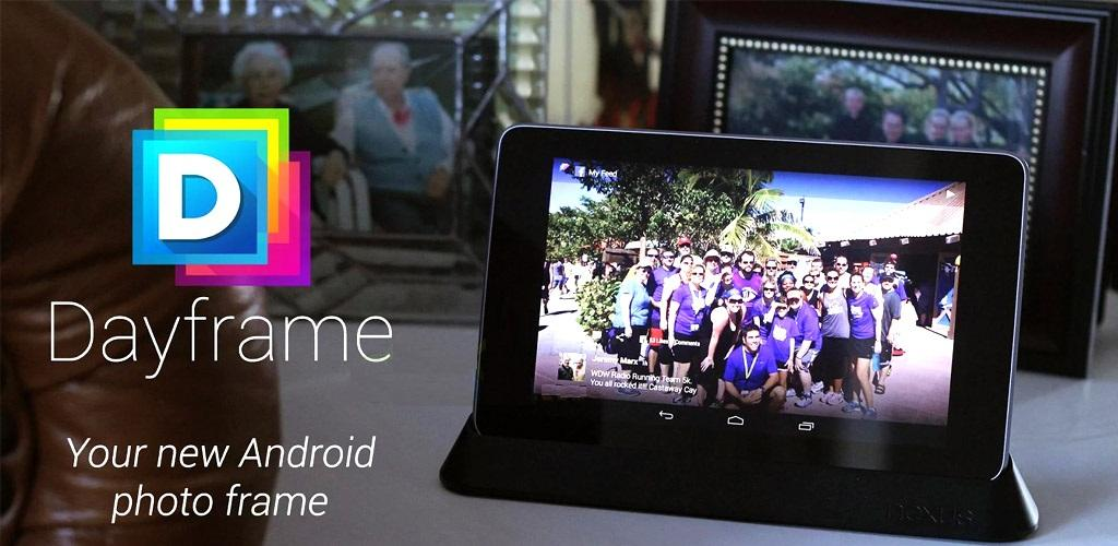 دانلود برنامه اسلاید شو - Dayframe Prime (Chromecast Photos) v2.3.5