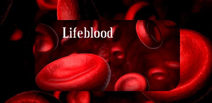 دانلود لایو والپیپر خون زنده - Lifeblood Live Wallpaper v1.1.0