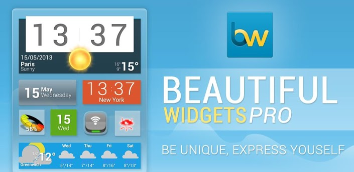 Beautiful Widgets Pro v5.7.0