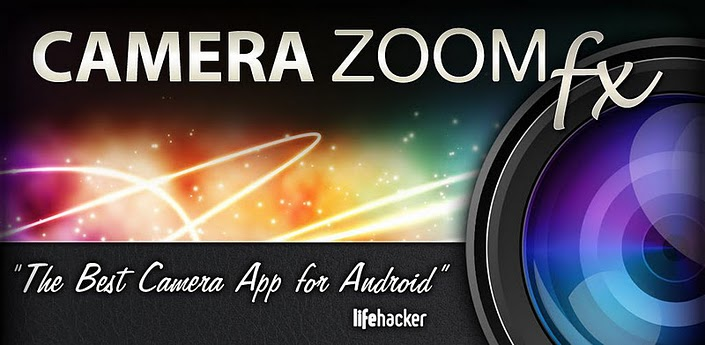 دانلود برنامه افکت گذاری بر روی تصاویر - Camera ZOOM FX Premium v5.3.7