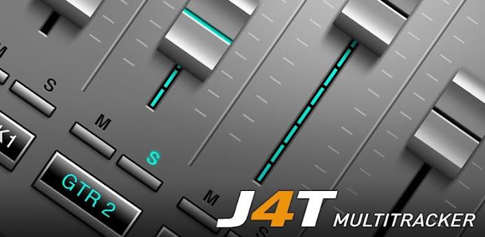 J4T Multitrack Recorder v4.3