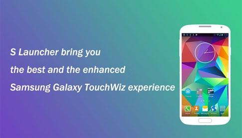 S Launcher (Galaxy S5 Launcher) 2.5