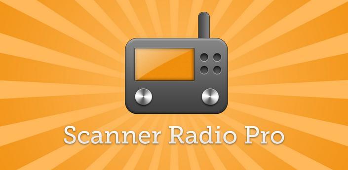 دانلود اپلیکیشن قدرتمند رادیو - Scanner Radio Pro v4.2.4