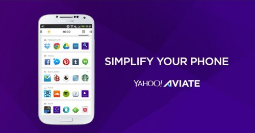 Yahoo-Aviate-Launcher