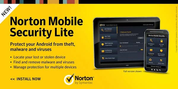 Norton Security and Antivirus دانلود برنامه امنیتی نورتون   Norton Security and Antivirus 3.8.8.1731