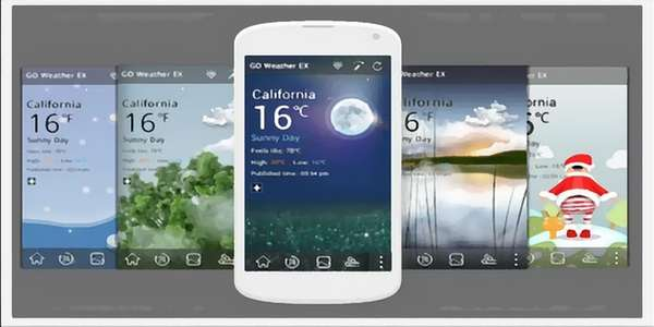 GO-Weather Forecast Widgets