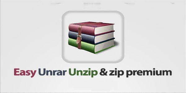 Easy Unrar Unzip-zip premium