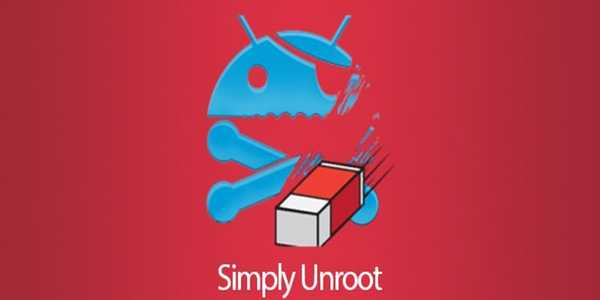 Simply-Unroot