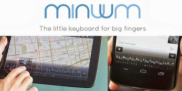 Minuum-Keyboard