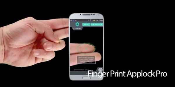 Finger-Print-Applock